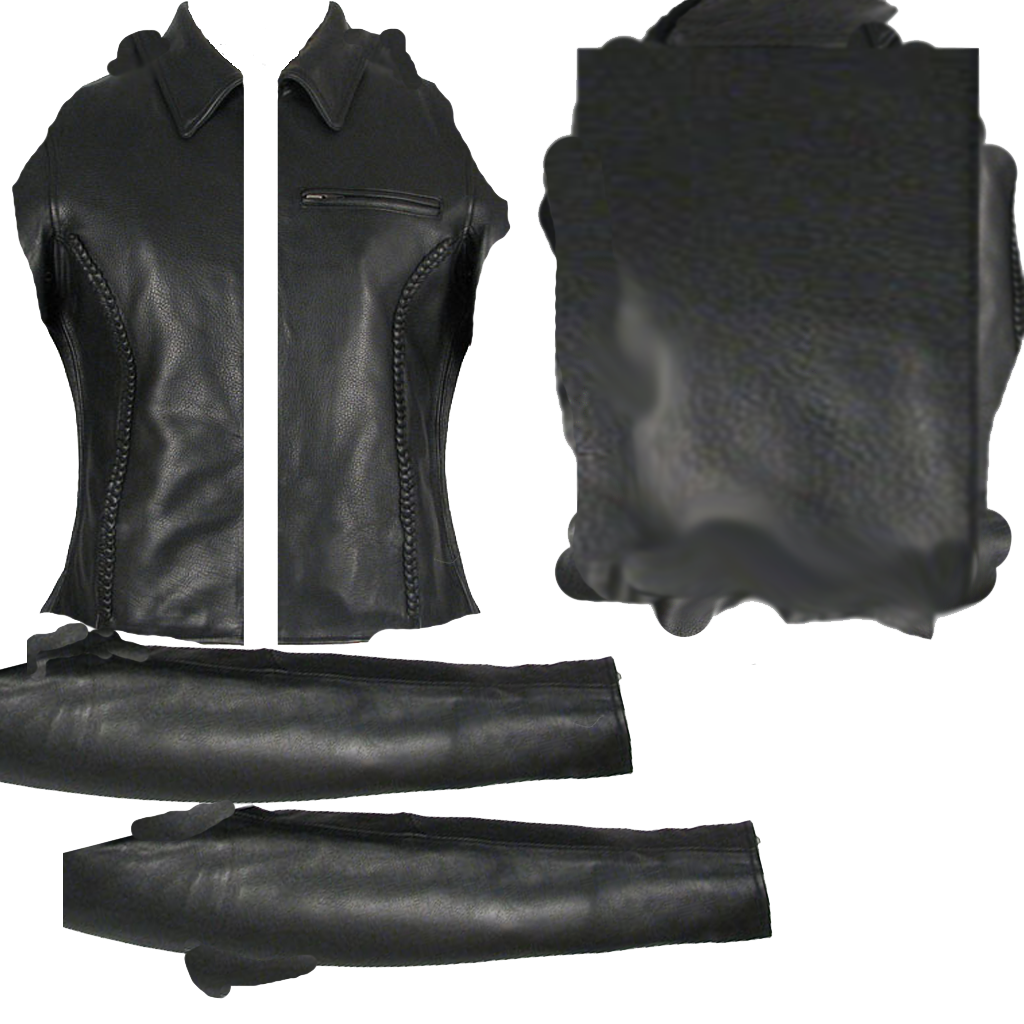 Jacket Template Second Life