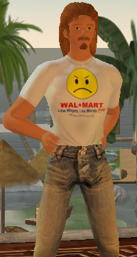 Down with Walmart!